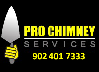 image of Pro Chimney Services logo provided by consumer's choice award Pro Chimney Services based in Halifax, NS covering all of Halifax-Dartmouth Regional Municipality, Chester, Bridgewater, liverpool, Chester, Windsor, Wolfville, Kentville, Elmsdale, Truro, Musquodoboit Harbour & surrounding areas.  -Chimney Services provided by Pro Chimney Services